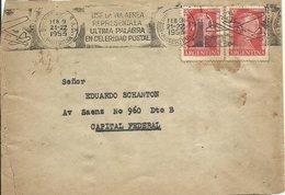 ARGENTINA, CARTA  DIRIGIDA  A CAPITAL FEDERAL - Cartas