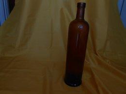 Bouteille Ancienne Verre Brun Suze - Otras Botellas