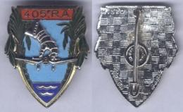 Insigne Du 405e Régiment D'Artillerie - Esercito