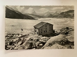 Monte-Rossa-Hütte - VS Wallis