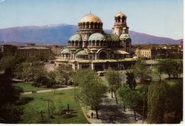 Bulgarien Sofia - Alexander Newski Gedächtniskirche 1969 - Bulgarien