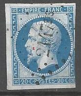 FRANCE - Oblitération Petits Chiffres LP 2147 MONTROUGE (Hauts-de-Seine) - 1849-1876: Klassieke Periode