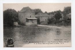 - CPA PONT-DE-RUAN (37) - Les Moulins Sur L'Indre - Collection Jullien N° 63 - - Francia
