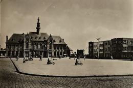 Wenduine - Wenduyne // Maison Communale - Gemeentehuis (Zeldzaam Zicht) 19??1908 - Wenduine