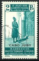 Cabo Juby Nº 97 En Usado - Cabo Juby