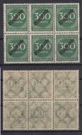 Deutsches Reich Dienstmarken 79I ** Postfrisch Geprüft Infla Berlin, MNH #S028 - Dienstpost