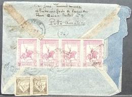 Mozambique - Cover To Portugal 1946 - Mozambique