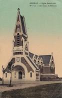 GRENAY        EGLISE SAINT LOUIS. N° 5 ET 11 DES MINES DE BETHUNE - France