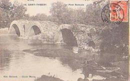 Saint Thibery   407         Le Pont Romain - France