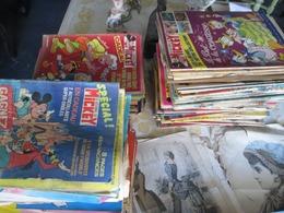 JOURNAL DE MICKEY   150  Numeros    Entre Les N°  1500  Et 1800 - Mickey - Autres