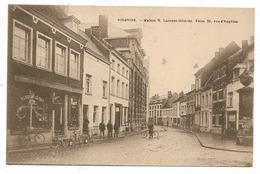 Soignies - Maison R. Laurent-Gilmont - Commerce De Vélo / Vélos - N°28 Rue Enghien - Circulé: 1927 - Voir 2 Scans - Soignies