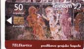 Slowenien, Chip, Kultural Heritage, Small Tirage - Slovenië