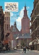 D38133 CARTE MAXIMUM CARD FD 1981 NETHERLANDS - EUROPA CEPT - BELLS CARILLON THE HAGUE = 's-GRAVENHAGE CP ORIGINAL - Europa-CEPT