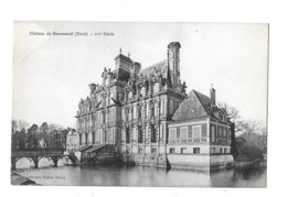 Beaumesnil (Eure) Le Château - Beaumesnil