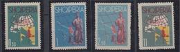 Albania 1962 Europa 4v ** Mnh (44604) - Europese Gedachte