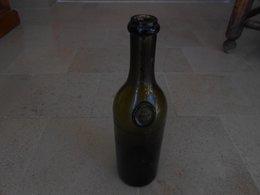 Ancienne Petite Bouteille Absinthe Pernod Fils - Autres Bouteilles