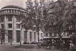 """Carte 1960 PARIS 10 / LA POSTE PARIS BONNE NOUVELLE ET Café """"du Petit Duc..."""" - Arrondissement: 10"""