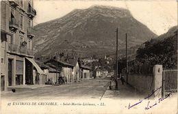 CPA Env. De GRENOBLE - St-MARTIN-Levinoux (391892) - Other Municipalities