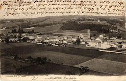 CPA CHAMPIER - Vue Générale (433161) - Autres Communes