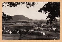CPA Saulxures, Panorama, Gel.1949 - France