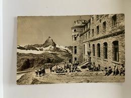 Hotel Gornergrat Ob Zermatt - VS Wallis
