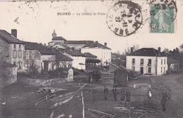 Cpa BLOND LE CHAMP DE FOIRE 1922 - France