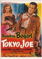 E 54 - 'TOKYO JOE'  De Stuart Heisler Avec Humphrey Bogart - Posters Op Kaarten