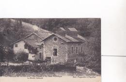 Cpa ENVIRONS DE PEYRILHAC LA GLANE PITTORESQUE LE MOULIN RABEAUD 1931 - France