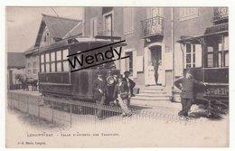 Longwy-Bas (tram - Salle D'attente Des Tramways)  Très Belle - Longwy