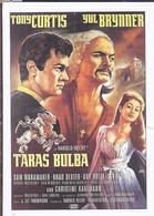 AK-div.26- 226  -   Film Werbung  -Taras Bulba - Afiches En Tarjetas