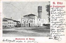 Madonna Di Rosa - S Vito Al Tagliamento - Italie
