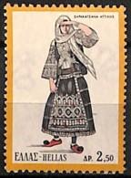 [828633]TB//**/Mnh-c:10e-Grèce 1972 - N° 1076A, Sans Millésime 1972, Costumes - Ungebraucht