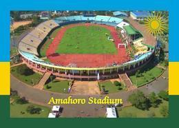 Rwanda Kigali Amahoro Stadium New Postcard Ruanda Stadion AK - Ruanda