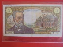 FRANCE 5 FRANCS 4-9-1969 CIRCULER (B.7) - 1962-1997 ''Francs''