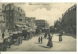 62 - BERCK PLAGE / L'ENTONNOIR - Berck