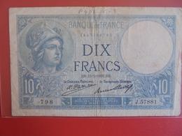 FRANCE 10 FRANCS 1931 CIRCULER (B.7) - 1871-1952 Antichi Franchi Circolanti Nel XX Secolo