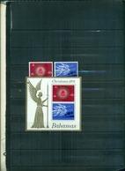 BAHAMAS NOEL 78 2 VAL + BF NEUFS A PARTIR DE 0.60 EUROS - Bahamas (1973-...)