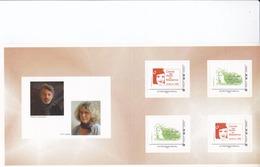 SPECIAL Amateurs TP Mariannes 2 Livrets Prestige Et 4 CP (3 Dédicacées) Cercle Des Amis De Marianne - France