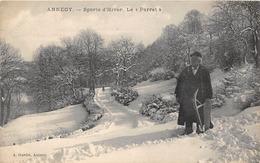 74-ANNECY- SPORTS D'HIVER- LE PARRET - Annecy
