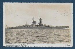 """Panzerschiff  """" Admiral Graf Spee """" - Guerra"""