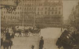 Bruxelles // Carte Photo // Visite De La Famille Imperiale (Kaiser) 19?? - Feesten En Evenementen
