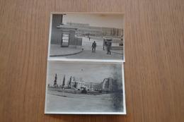 2 Photos De L'occupation Allemande à L'hôpital De Lille (Albert Calmette) - 1939-45