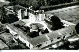 N°75500 -cpsm Château De Régné- St Maixent L'Ecole- - Kastelen
