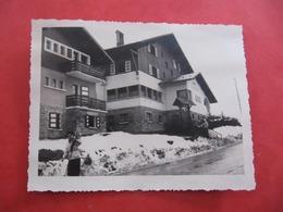 Photo Format : 13 X 10 Cm - MEGEVE - HÔTEL LE PERCE NEIGE - Années 30 - Megève