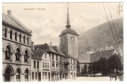 BERGEN - Korskirken, Bergen - Ed. A. I. K., N° 790 - Norvegia