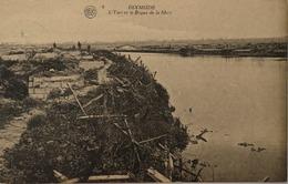 Diksmuide - Dixmude // Yser Et Le Boyau De La Mort (Oorlog - Guerre) 1922 - Diksmuide