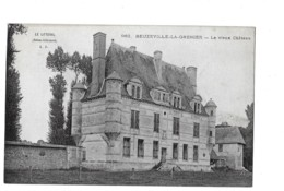 Beuzeville-la-Grenier  (Seine-Maritime)  Le Château - Frankrijk