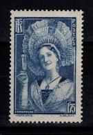 YV 388 N* Champenoise Cote 4 Euros - Unused Stamps
