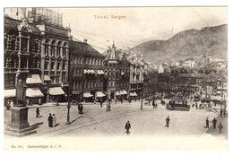 BERGEN - Torvet, Bergen - Ed. A. I. K., N°811 - Norvegia