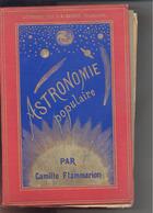 """"""" ASTRONOMIE POPULAIRE """" Par Camille FLAMMARION ( Edition De 1920 ) (SL) - Astronomie"""